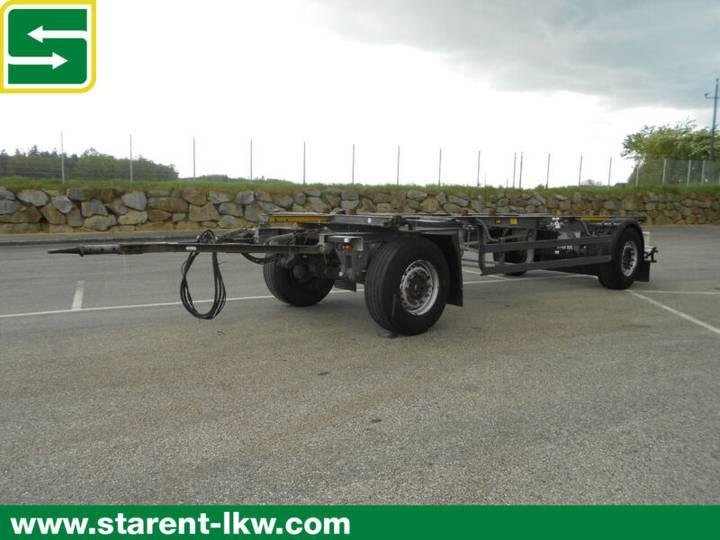Schmitz Cargobull Lafette, AWF 18/L-20, 1220/1320 - 2013