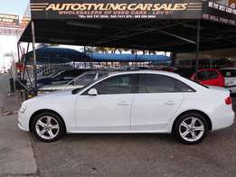 Autostyling Car Sales-EL-Bargain below book trade-2012 Audi A4 1.8T