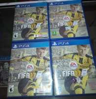 Fifa 17 and 16 game