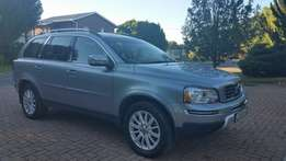 2008 VOLVO XC90 V8 Executive 7-Seater, Limited Edition