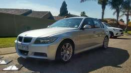2007 BMW 320D M SPORTPACK **Sunroof**