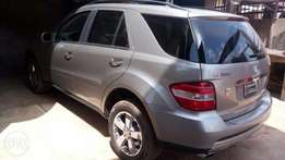 Tokunbo Mercedes Benz ML500 4matic