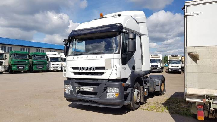 Iveco AT440S42 t/p - 2010