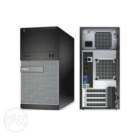 Dell Optiplex 7020 Tower. Ci5. 4th Gen. Ram 8GB. HDD 500GB. Vga Intel