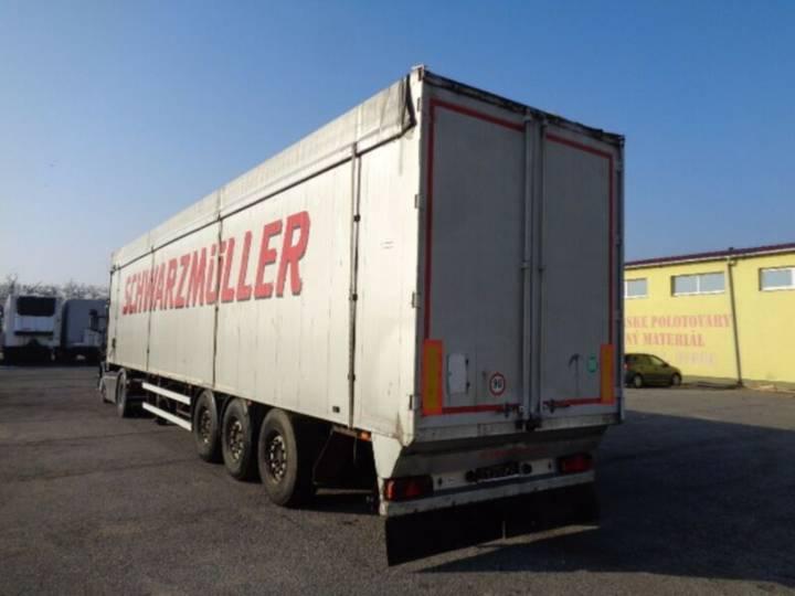 Schwarzmuller Schubboden, 11/2009, 92m3 - 2009