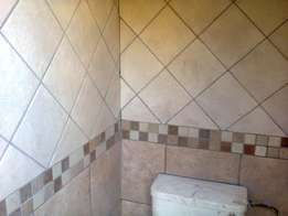 Bathroom and Toilets Tiling