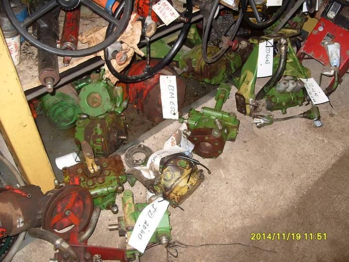 Begagnad Hydraulik Lantbruk