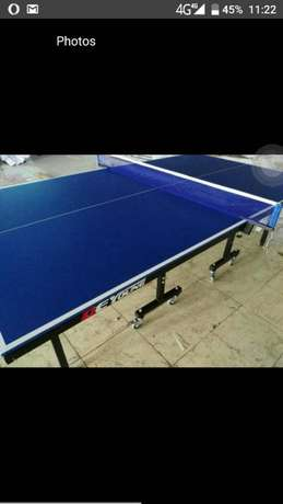 Standard outdoor table tennis board Port-Harcourt - image 1