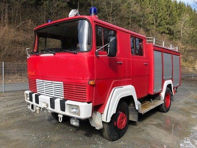 Magirus Deutz FM 170 D 11 FA ** Tanklöschfahrzeug ** - 1972