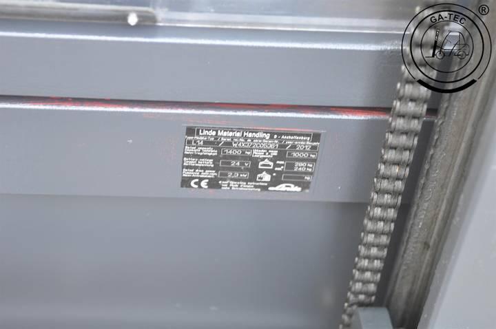 Linde L14 - 2012 - image 3