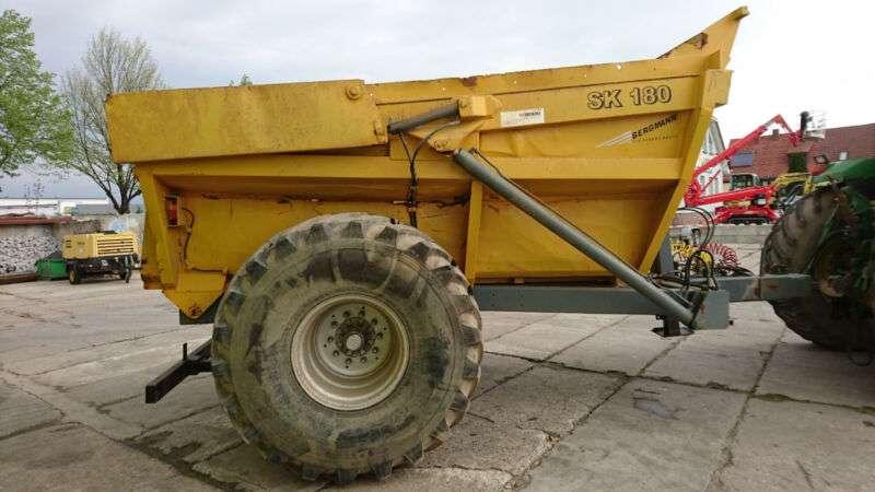 Bergmann sk180 - 2000