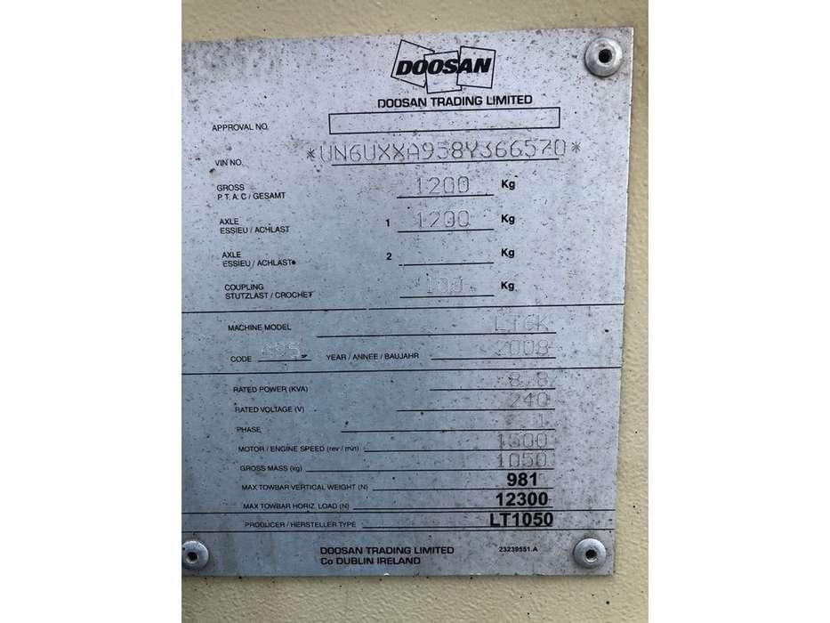 Ingersoll Rand LT 6 K Towerlight - 2008 - image 5