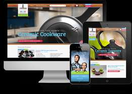 Web design, domain registration and hosting services
