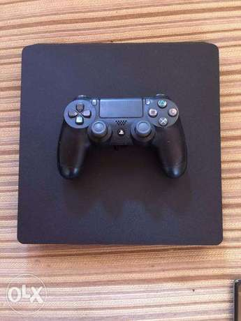 ps4 Slim 500GB One Pad Ruiru - image 1