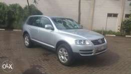 Volkswagen Toureg 3200cc auto petrol KBF year 2003 duty free at 1m