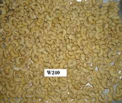 Grade 1 and 2 Raw Cashew Nut for sale in large Quantity