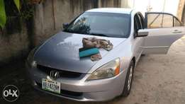 2005 Honda Accord (EOD) For Quick Sale