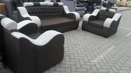 5 seater sofa with headrest