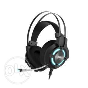 (1$=1500) HAVIT Gamenote HV-H2212U LED Gaming Headphones