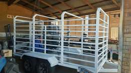 Trailers for sale at very good prices.