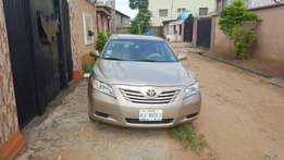 Few months used Toyota Camry 2008
