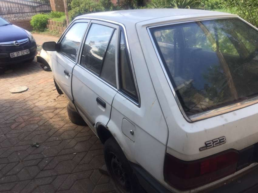mazda 323 (stripping) - car parts & accessories - 1058135720 | olx