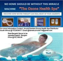 """Affordable Ozone Health Spa """"Water Therapy Massage Machine"""""""