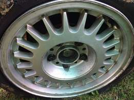 BMW Mags for sale (rims)