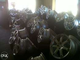 Come Buy good second hand tyres and mags only at Mag n tyre Pretoria.