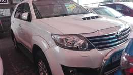 Toyota Fortuner 3.0 |D-4D R/B A/T