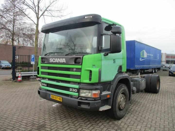 Scania 94 DB 4X2 NA 230 RHD afrika - 2003