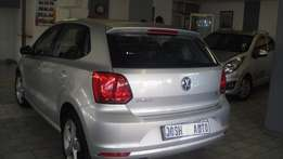 Pre owned 2015 Polo 7 tsi 1.2 comfort line