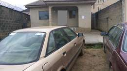 3Bedroom Bungalow (4T/3B) + 2Mini Flat on 435sq.m for sale at Arepo