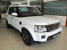 New 2017 Land Rover Discovery 4 3.0 SDV6 Graphite
