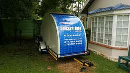 Quickloader motorcycle trailer FOR SALE