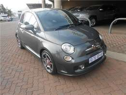2016 Abarth 500 1.4T (595) for sale in Gauteng