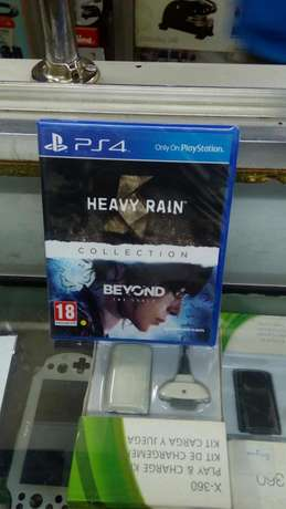 Heavy Rain and Beyond Two Souls Collection (PS4) Nairobi CBD - image 1