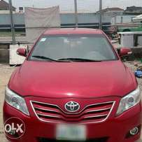 2010 Toyota Camry registered for sale