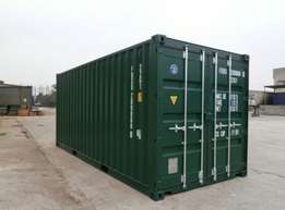 20ft GP Container- New in Green