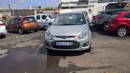 Ford figo 1.4 ambiente, 5-Doors, C/d Player, Central Locking, Silver