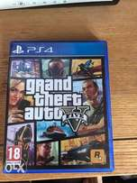 GTA 5 ps4 (swap available)