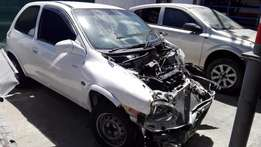 Opel Corsa Lite Breaking up for Spares