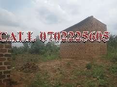 Super 60 by 100ft plot for sale in Namugongo-Bukerere at 10m