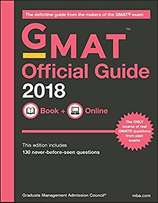 GMAT Official Guide 2018: (Official Guide for Gmat Review)
