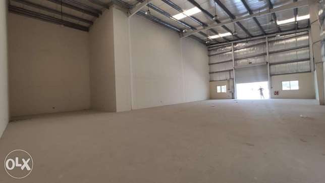 Warehouse for rent in different area best price