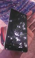 Slightly Used Infinix note 3 for cull price