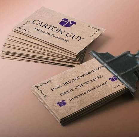 quality receipt books (book),business cards,letter heads,Printing Nairobi CBD - image 3