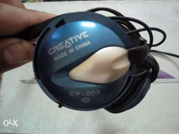 Creative EP-003 headphones