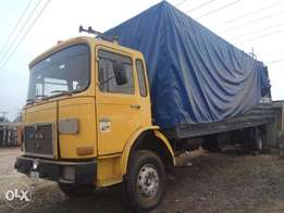 Man Diesel Truck in Excellent condition N4.5m