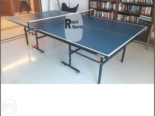 stiga roller club pingpong table - we deliver during lockdown